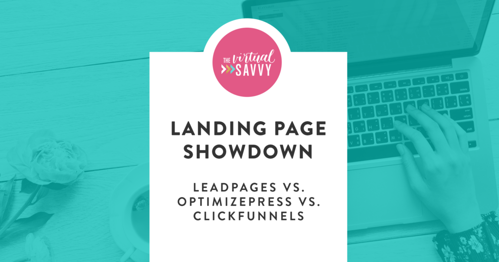 the virtual savvyClickfunnels Vs Leadpages Vs Optimizepress #15
