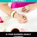 5 MUST-HAVES FOR YOUR VIRTUAL ASSISTANT CONTRACT